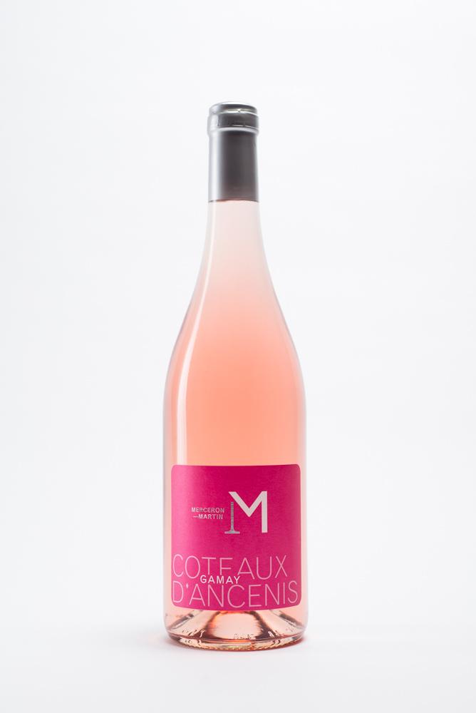 Coteaux d'Anceny Rosé domaine Merceron Martin