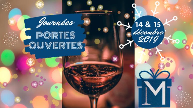 Weekend Portes – Ouvertes | les 14 et 15 décembre 2019